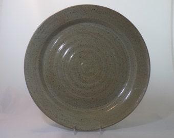 Serving Platter-Pottery Platter-Handmade Platter-Pottery Platter-Thrown Platter-Ceramic Platter-Cottonwood Creek-Elizabeth Gebert
