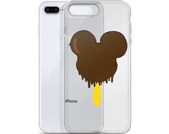 Mickey Mouse Ice Cream Bar iPhone Case