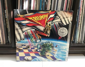 "Triumph - ""Just A Game"" Vinyl Record"