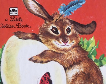 The GOLDEN Egg Book Margaret Wise Brown illustr. by Lilian Obligado Copyright 1962, 1947 renewed 1975