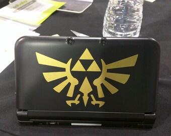 Zelda Royal Family Crest