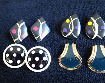 Retro / Vintage Earring Assortment
