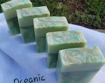 Oceanic Handmade Soap