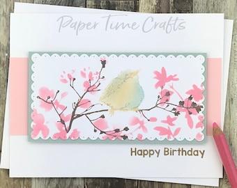 Sweet Birdie Birthday Card