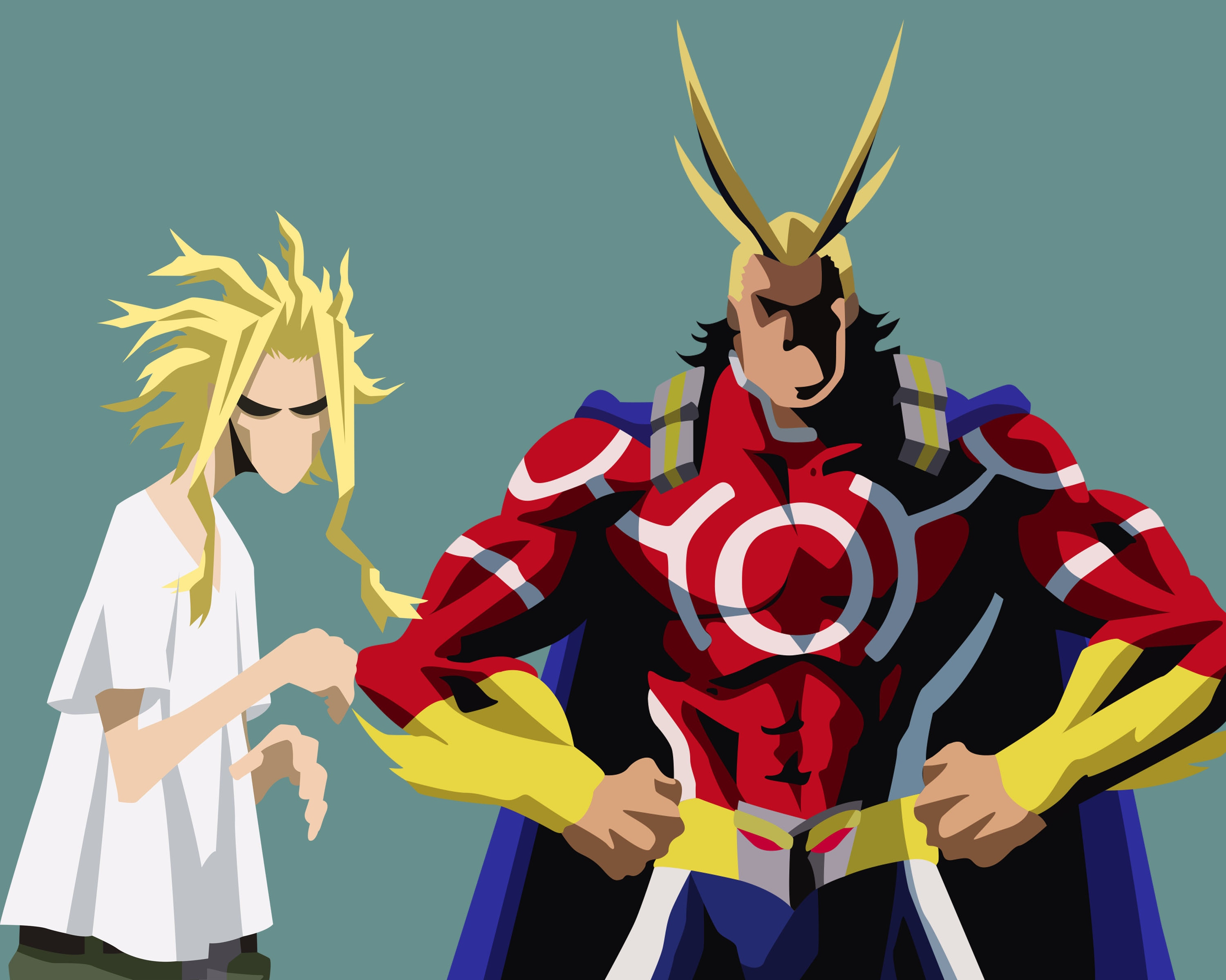 All Might Print