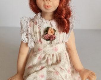 Flower (OOAK Doll)