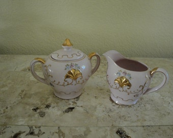 Cream and Sugar Set - Clearance