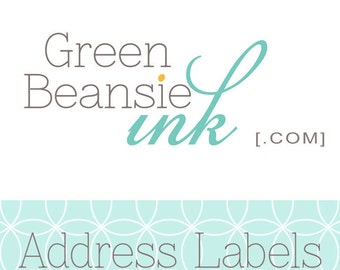 Address Labels for any Package Design