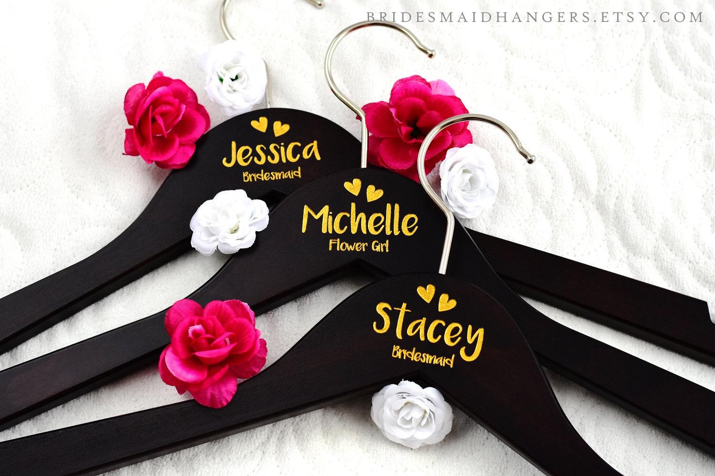 Braut-Hänger Braut Aufhänger personalisierte Hochzeit