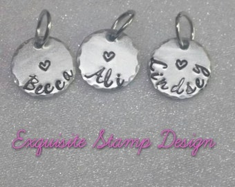 Add A 1/2 Inch Circle Charm To Any Purchase!