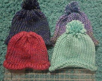 Handmade Cozy Winter Hats