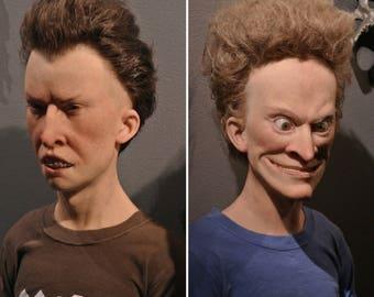 Beavis & Butthead Lifelike Silicone Sculptures