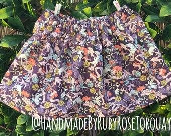 Handmade children's skirt