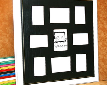 Multi Opening Picture Frame Collage Frame 1 8x10 And 12