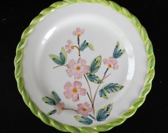 Handpainted decorative plate- Royal Norfolk