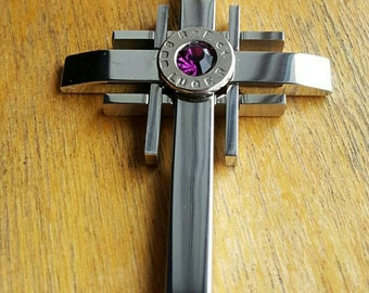Bullet Case Cross