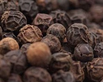 Tellicherry Peppercorns - Certified Organic