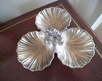 F. B. Rogers Silver Co 1883 - Silver On Copper Plate