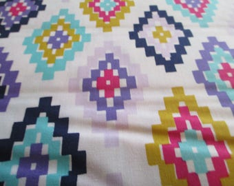 Quilting Weight Cotton Fabric Cornered by Michael Miller 1 yard