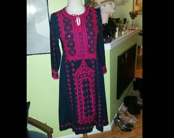 Exquisite Elaborately Embellished Kuchi Styled Dress