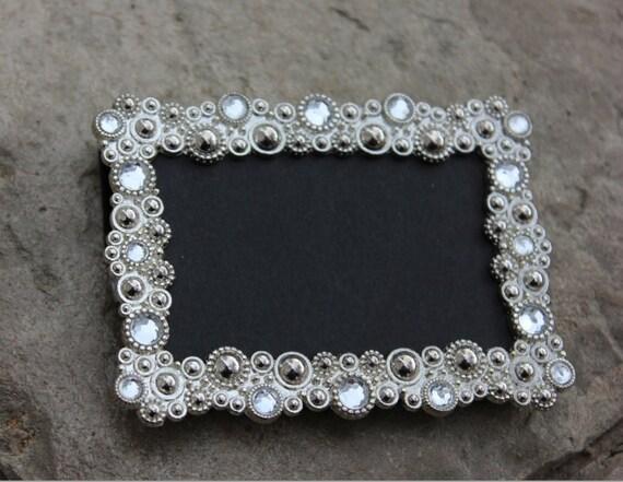 Set 30 Vintage Style BLING JEWELED Frames Rhinestone Gatsby