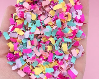 Confetti/ Unicorn Party/ Bridal Shower/ Gender Reveal/ Confetti Balloon/ Baby Shower/ First Birthday/ Wedding Decor/ Bachelorette Party