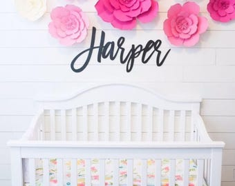 Personalized Child's Name- Nursery & Room Decor