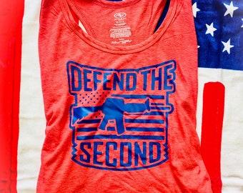 Second Amendment Tank