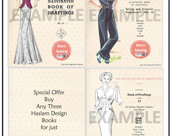 Haslam System of Dresscutting - Special Offer