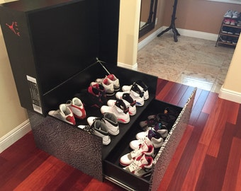 big shoe box jordan