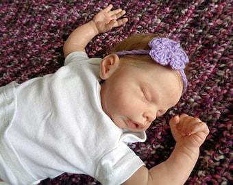 Reborn baby girl Bella'ne kit (Sylvia Manning)