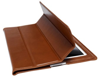Luxury Italian calf Skin Leather iPad2 Cover