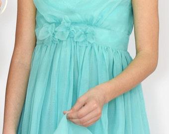 Julia Chiffon Dress