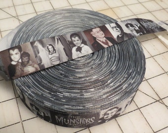 The Munsters Grosgrain Ribbon