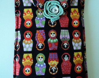 Russain Doll Kindle Case