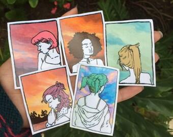 Daybreak Sticker Pack
