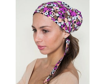 Head Covering / Women's Headwrap / Scarf for Hair / Cotton / Hijab / Tichel / Headscarves / Headtie / Hair Covering / Hairwrap / Head Cover