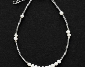 Ankle Bracelet Pearl