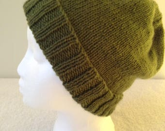 8 Ply Slouch Beanie