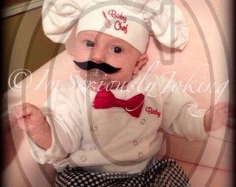Mustache Pacifier-Baby Mustache-the Wise Guy-Little Man Party- Baby Shower gift- Little Man- Baby Costume-Mustache Party- Baby Shower