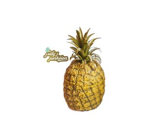 Pineapple Ice Bucket Plastic Pineapple Ice Bucket Evers Pineapple Hadley Pineapple Ananas Barware Pineapple Bar