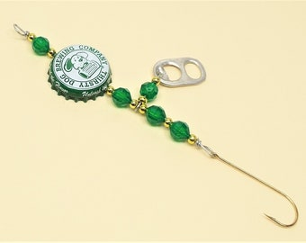 Beer bottle cap fishing lure Collectibles Breweriana Gift Bottle caps
