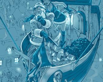 Santa Klaus Steampunk
