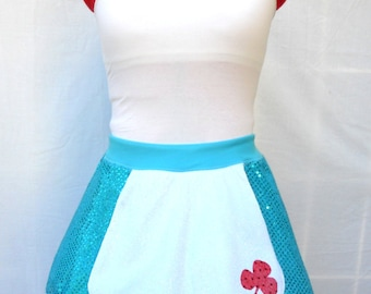 Alice inspired running skirt