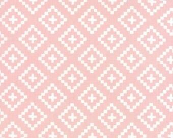 Into the Woods in Sweet Pink by Vanessa Goertzen -- 1/2 YD