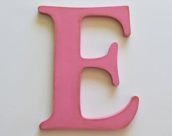 Letter j wooden letters 8 inch cut out letters cursive letter e wooden letters 8 inch letters cut out letter e spiritdancerdesigns Gallery