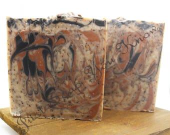 A Spot of Joe - Espresso Cold Process Handmade Artisan Soap