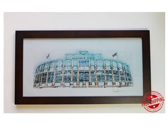 green bay packers decor greenbay packers fathers day gifts lambeau field green bay packers