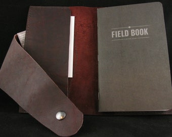 Leather Mjolnir Field Journal (large)