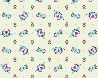 Tula Pink Slow and Steady fabric /Fabric Canada/ half yard